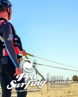 Discover Kitesurf Private / 1pax