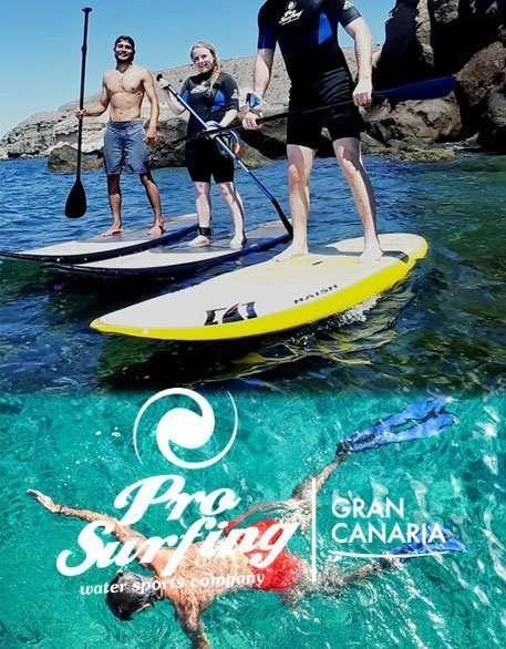 Exclusivo tour de Sup y snorkel